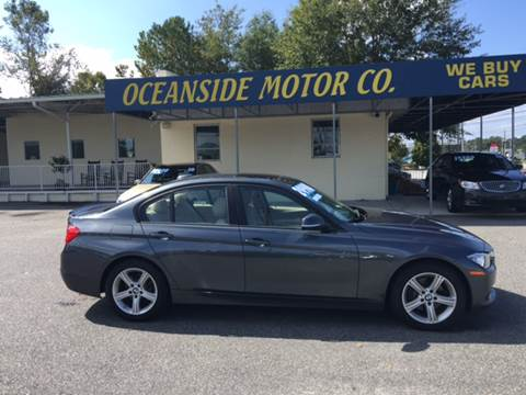 2014 BMW 3 Series for sale at Oceanside Motor Company in Wilmington NC