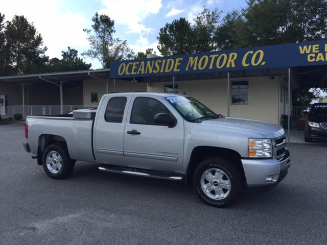 2011 Chevrolet Silverado 1500 for sale at Oceanside Motor Company in Wilmington NC