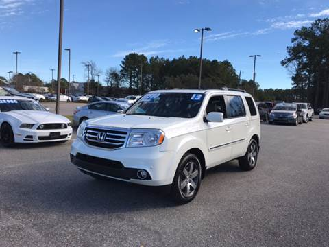 Honda pilot for sale in wilmington nc for Oceanside motor company wilmington nc