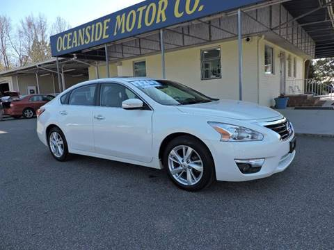 Nissan altima for sale in wilmington nc for Oceanside motor company wilmington nc