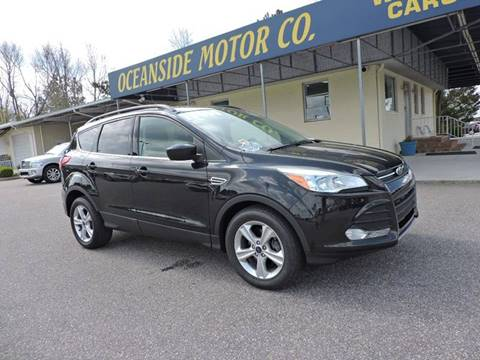 Ford escape for sale in wilmington nc for Oceanside motor company wilmington nc
