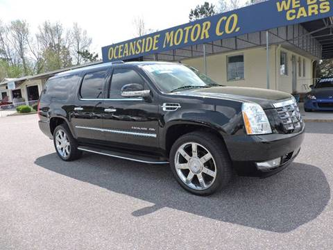 Cadillac for sale in wilmington nc for Oceanside motor company wilmington nc