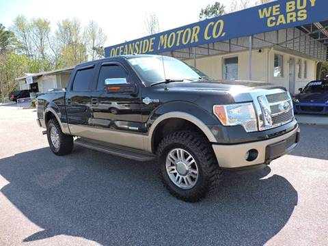 Ford f 150 for sale in wilmington nc for Oceanside motor company wilmington nc