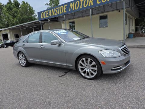 2013 Mercedes Benz S Class For Sale In Wilmington, NC