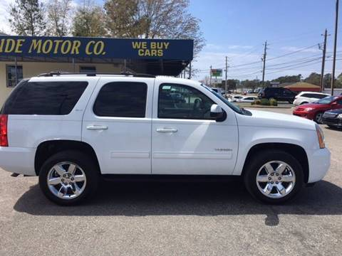 2011 GMC Yukon for sale at Oceanside Motor Company in Wilmington NC