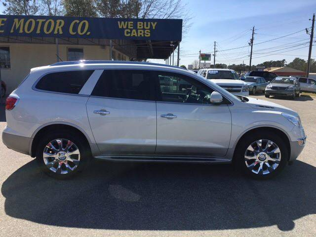 2012 Buick Enclave for sale at Oceanside Motor Company in Wilmington NC