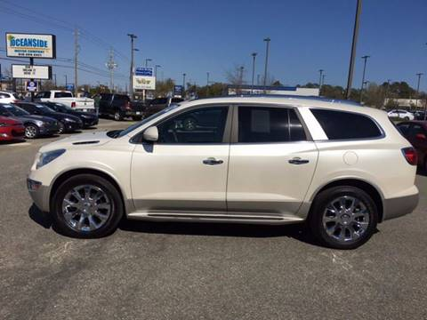 2012 Buick Enclave for sale in Wilmington, NC