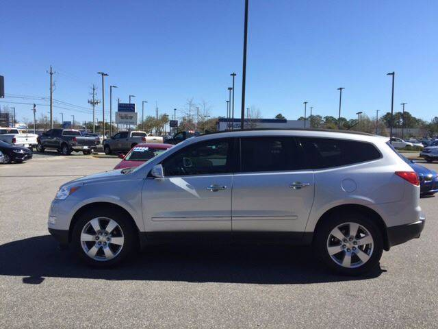 2012 Chevrolet Traverse for sale at Oceanside Motor Company in Wilmington NC
