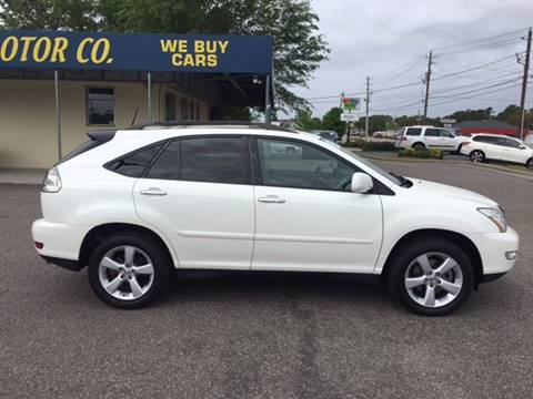 2008 Lexus RX 350 for sale at Oceanside Motor Company in Wilmington NC