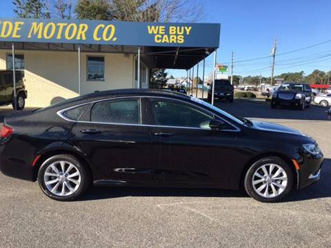 2015 Chrysler 200 for sale in Wilmington, NC