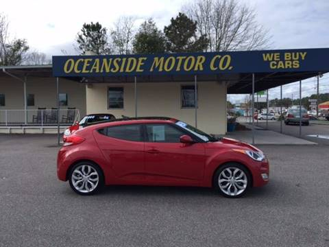 2013 Hyundai Veloster for sale in Wilmington, NC