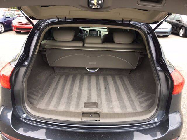 2008 Infiniti EX35 for sale at Oceanside Motor Company in Wilmington NC