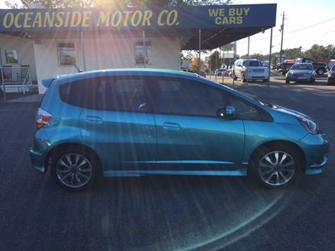 2013 Honda Fit for sale in Wilmington, NC