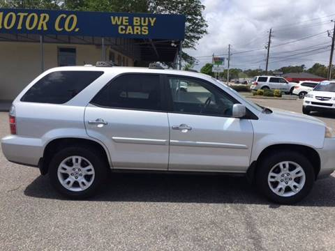 2005 Acura MDX for sale in Wilmington, NC