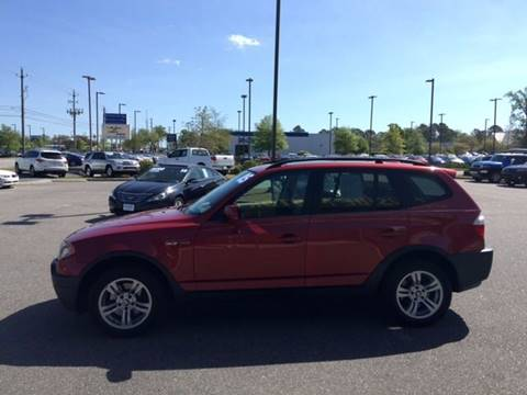 2005 BMW X3 for sale in Wilmington, NC