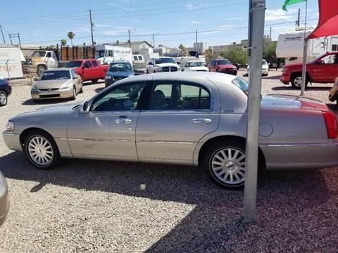 2004 Lincoln Town Car for sale in Lake Havasu City, AZ