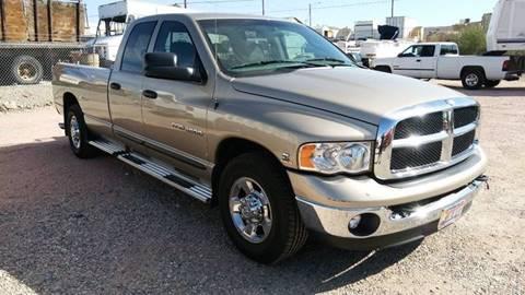 2005 Dodge Ram Pickup 2500 for sale in Lake Havasu City AZ