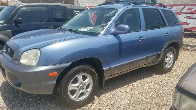 Elegant 2003 Hyundai Santa Fe For Sale At ACE AUTO SALES In Lake Havasu City AZ