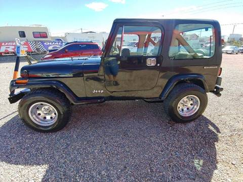 1989 Jeep Wrangler for sale in Lake Havasu City, AZ