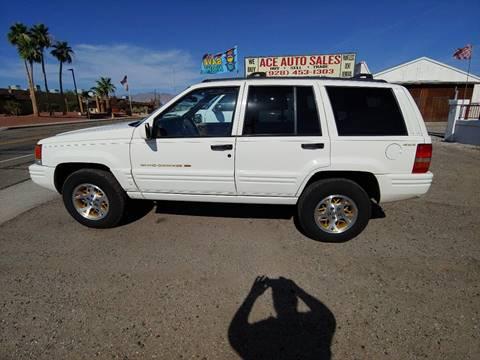 1998 Jeep Grand Cherokee for sale in Lake Havasu City, AZ