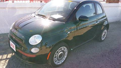 2013 FIAT 500 for sale in Lake Havasu City AZ