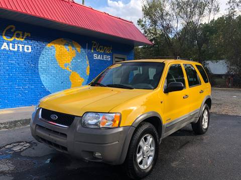 2001 Ford Escape for sale in Durham, NC