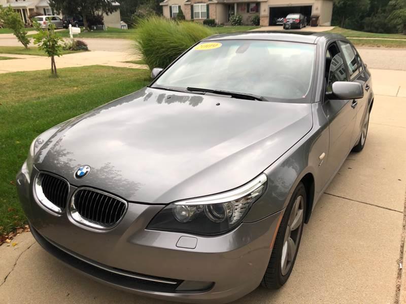 2009 BMW 5 Series For Sale At Rio City Tire Auto Sales In Grand Rapids