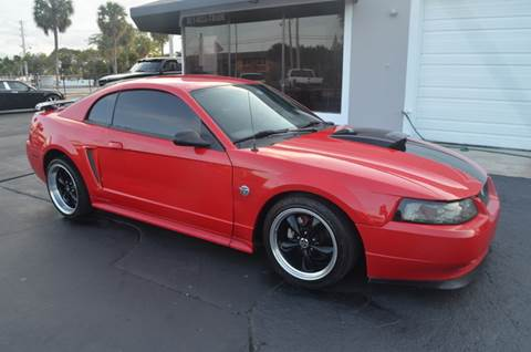 2004 Ford Mustang for sale in Pompano Beach, FL