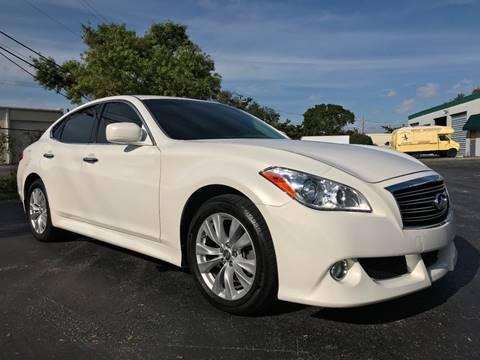 Used Infiniti M For Sale In Florida Carsforsalecom - Florida infiniti