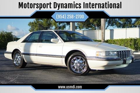 1997 Cadillac Seville for sale in Pompano Beach, FL