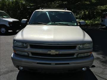 2004 Chevrolet Tahoe for sale in Milford, MA