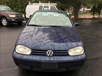 2001 Volkswagen Cabrio for sale in Milford, MA