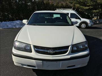 2005 Chevrolet Impala for sale in Milford, MA