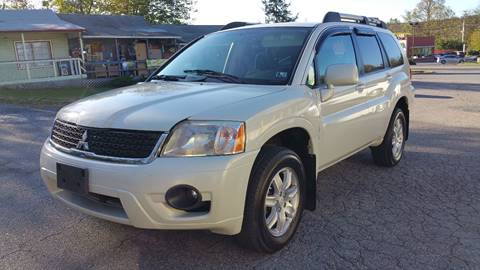 2010 Mitsubishi Endeavor for sale in East Stroudsburg, PA