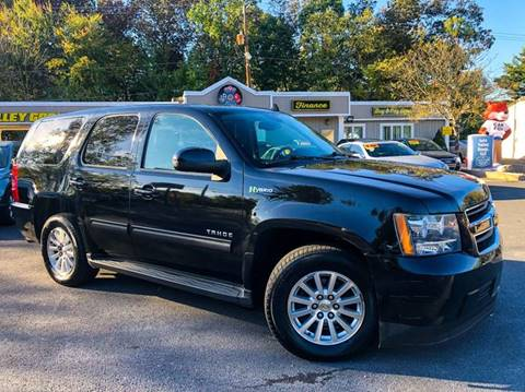 2010 Chevrolet Tahoe Hybrid for sale in East Stroudsburg, PA