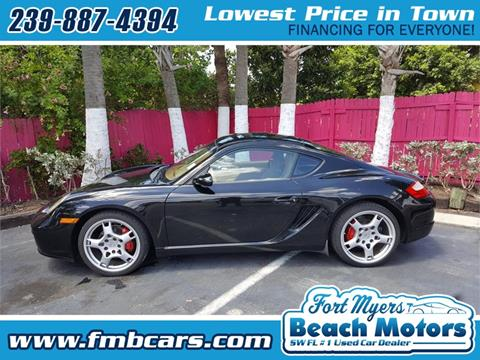 2008 Porsche Cayman for sale in Fort Myers, FL