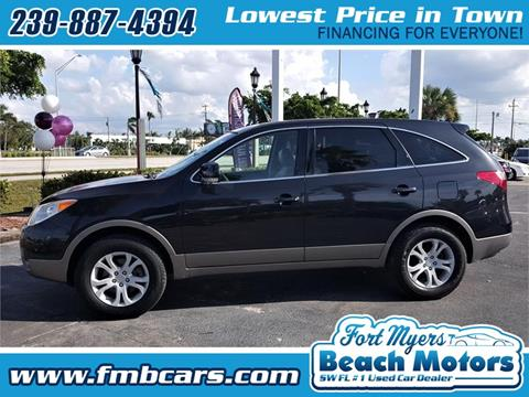 2009 Hyundai Veracruz for sale in Fort Myers, FL