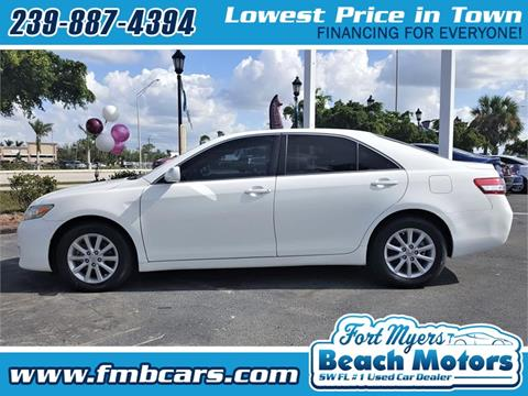 2011 Toyota Camry for sale in Fort Myers, FL