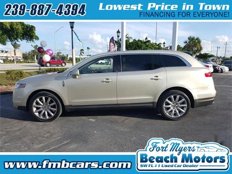 2010 Lincoln MKT for sale in Fort Myers, FL