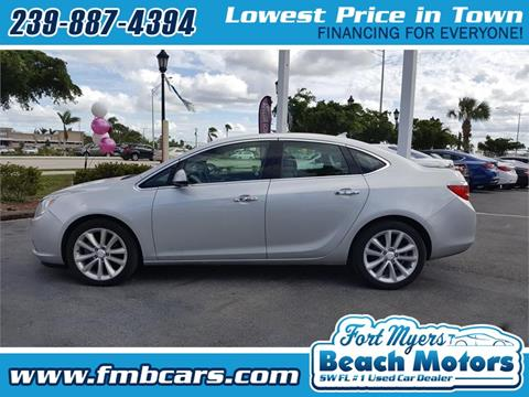 2013 Buick Verano for sale in Fort Myers FL