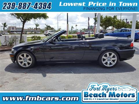 2005 BMW 3 Series for sale in Fort Myers, FL