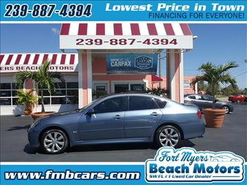 2009 Infiniti M35 for sale in Fort Myers, FL