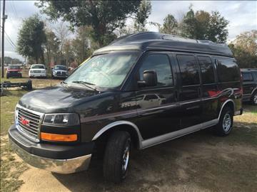 2004 GMC G1500 Vans for sale at THE COLISEUM MOTORS in Pensacola FL