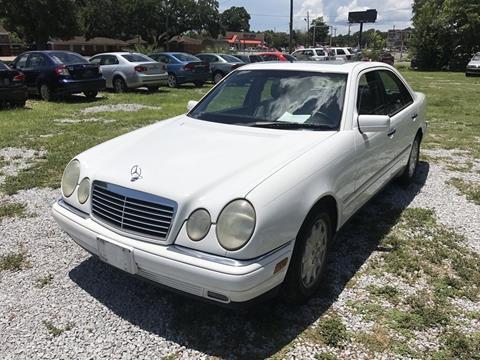 1998 Mercedes-Benz E-Class for sale in Pensacola, FL