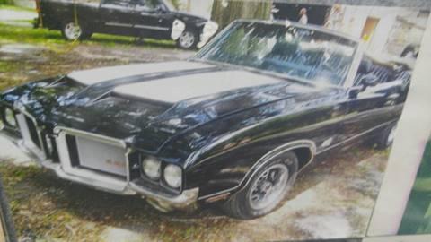 1972 Oldsmobile 442 for sale in Tampa, FL
