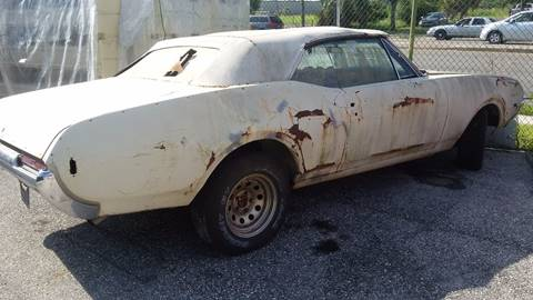 1968 Oldsmobile Cutlass for sale in Tampa, FL