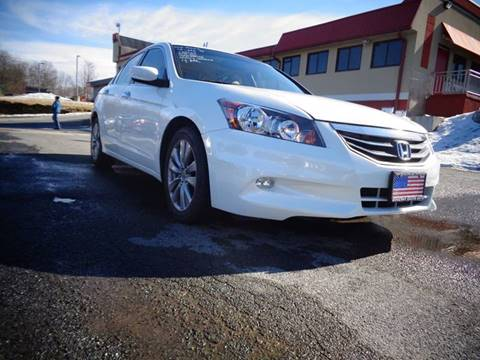 2012 Honda Accord for sale at Quickway Exotic Auto in Bloomingburg NY