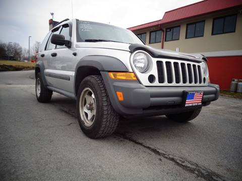 2007 Jeep Liberty for sale in Bloomingburg, NY