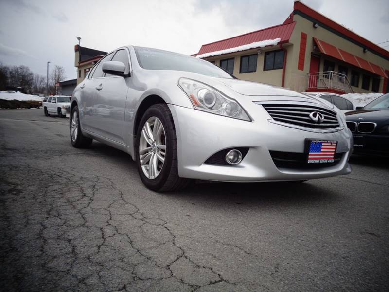2011 Infiniti G37 Sedan for sale at Quickway Exotic Auto in Bloomingburg NY