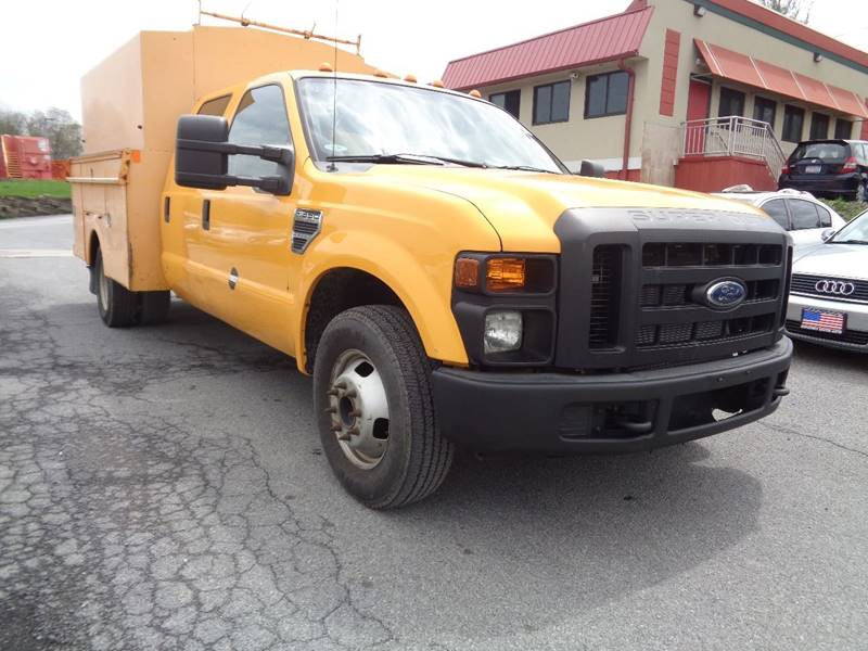 2008 Ford F-350 Super Duty for sale at Quickway Exotic Auto in Bloomingburg NY